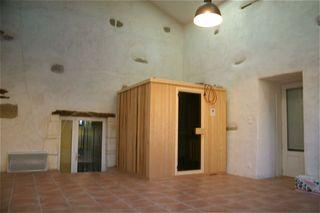 Montagenet, sauna
