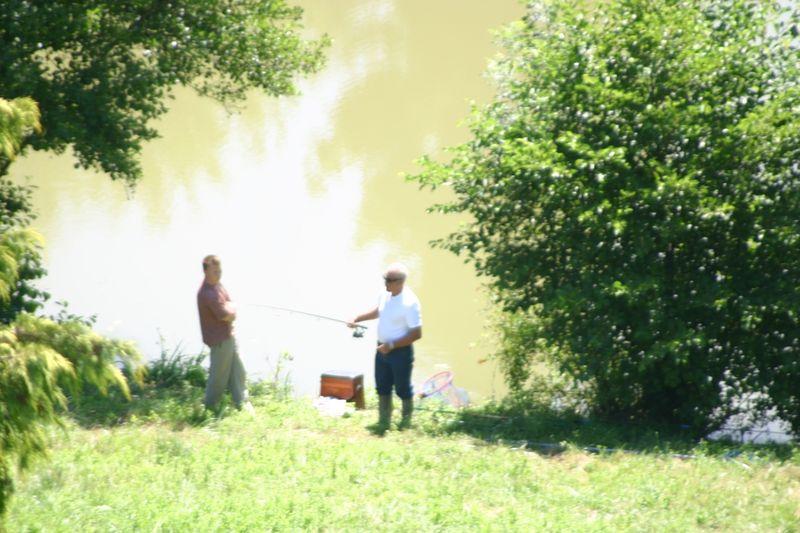 Montagenet, la pêche de Pierre et Jean