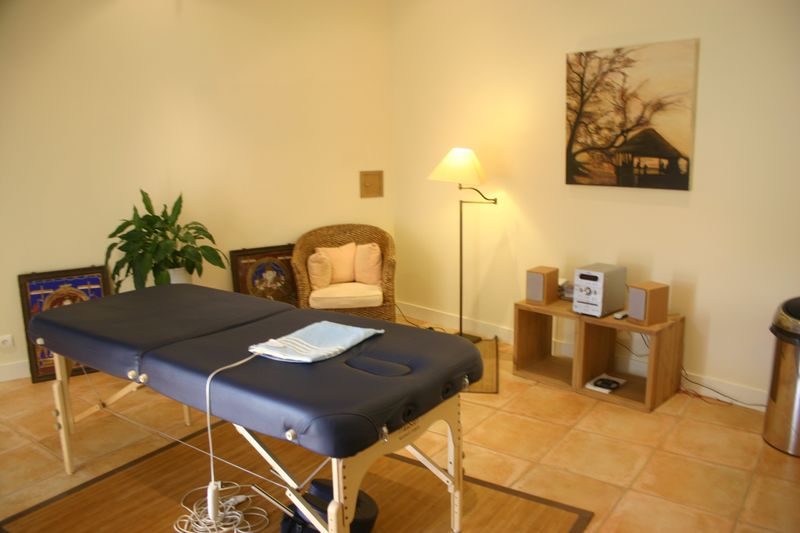 Montagenet, salon de massage