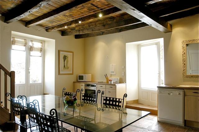Maison Lavande, cuisine