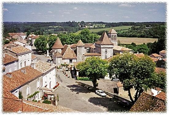 Chateau de Varaignes