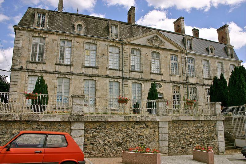 Le château de Nontron