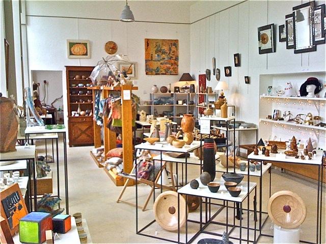 Boutique Métiers d'Art, Nontron