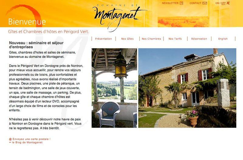 Site Montagenet 2006