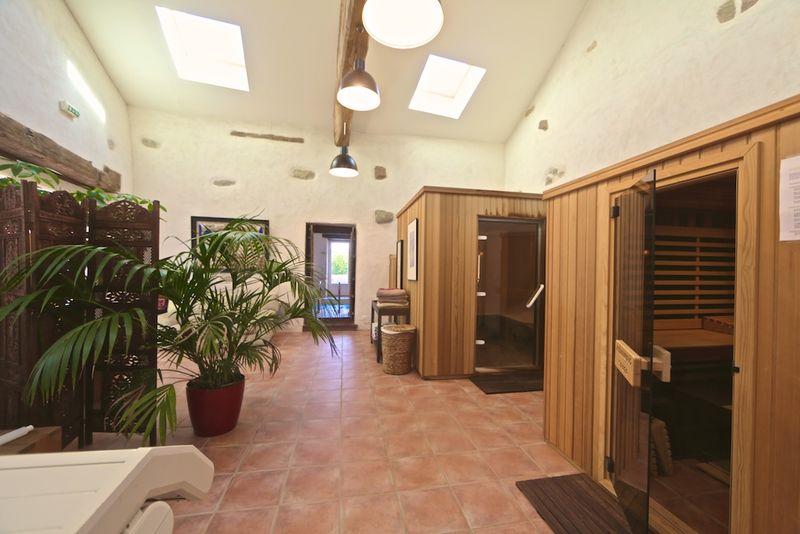 Montagenet - Sauna, Hammam
