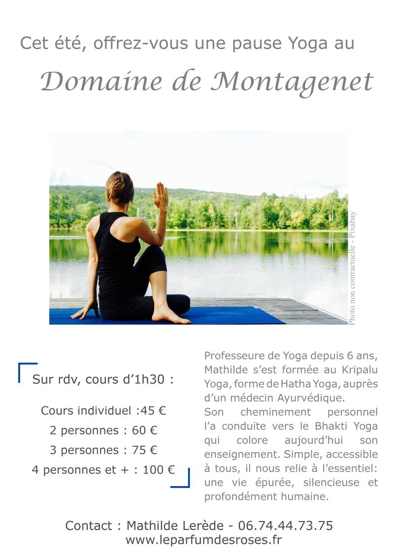 Tract yoga montagenet