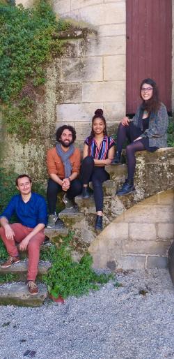 Photo quatuor BORDEAUX dernière