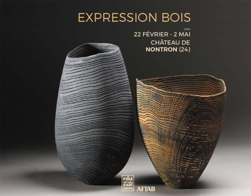 Expression-Bois-exposition-Pole-metiers-art-Nontron-AFTAB