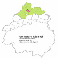 Carteparcnaturelrgional
