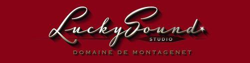Logo Lucky Sound_red