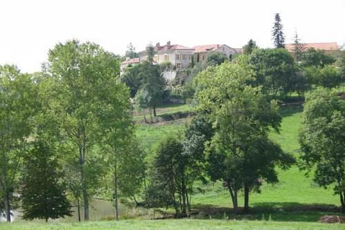 Le hameau de Montagenet