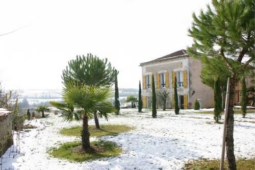 Montagenet, jardin toscan